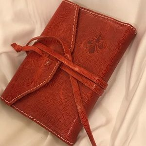 Other - Italian Red Leather Journal